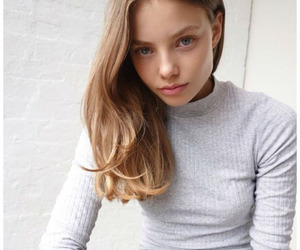 girl, model, and pretty image