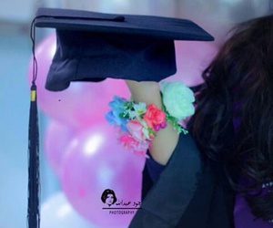 arab, flowers, and black image