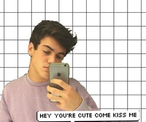 wallpaper, ethan, and dolan image