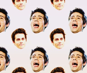 dylan o'brien, dylan, and background image