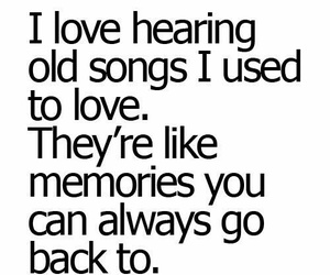 memories, love, and music image
