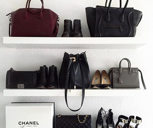 bag, shoes, and love image