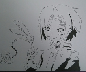 allen walker and d gray man image