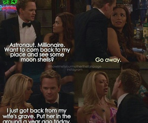 Barney Stinson, funny, and himym image
