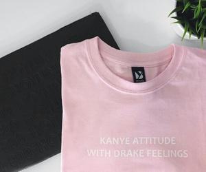pink, Drake, and fashion image
