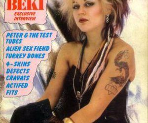 girl, punk, and punk rock image