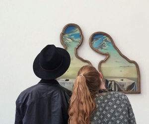 couple, love, and art image