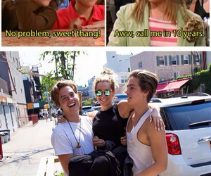 ashley tisdale, dylan sprouse, and cole sprouse image
