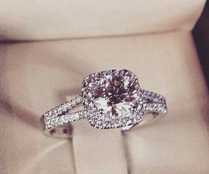 chic, luxury, and ring image