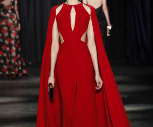fashion, naeem khan, and dress image