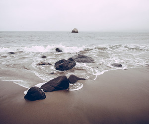 beach and water image