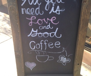 cafe, carefree, and coffee image
