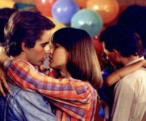 kiss, la boum, and love image