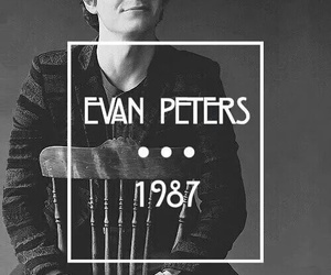 evan peters, tate langdon, and american+horror+story image