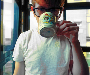 glasses, photography, and guy image
