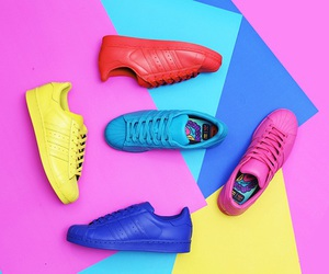 adidas, superstar, and Originals image