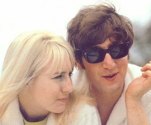 john lennon and cynthia powell image