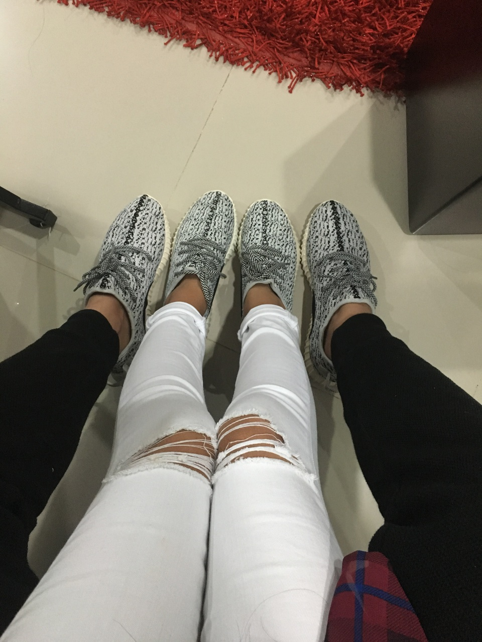 yeezy couple shoes cheap online