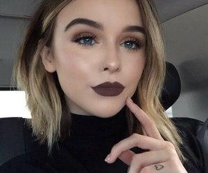 makeup, beauty, and acacia brinley image