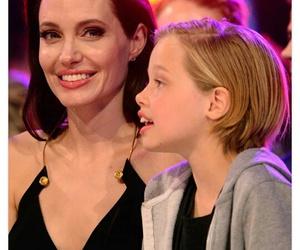Angelina Jolie, girls, and beauty image