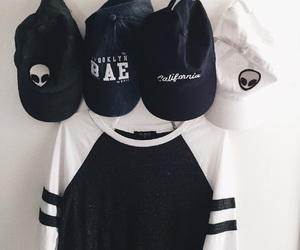 cap and tee image