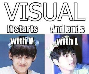 bts, infinite, and v image