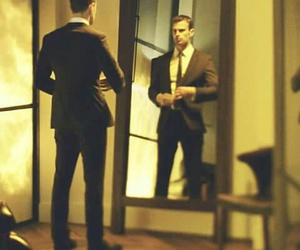 gorgeous, Hugo Boss, and suit image