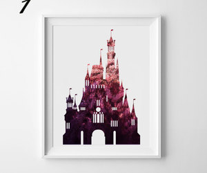 my little princess, princess room decor, and magical castle image