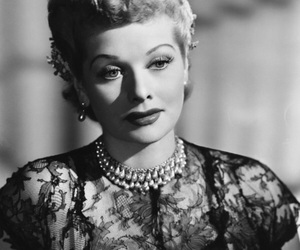 beauty and Lucille Ball image