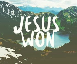 faith, hope, and god is good image