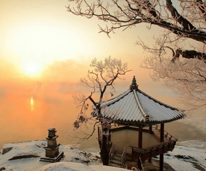 place, winter, and beautiful image