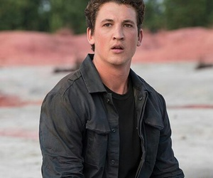 book, four, and miles teller image