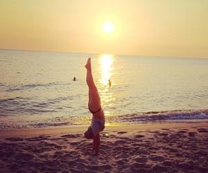 handstand, Vietnam, and longbeach image