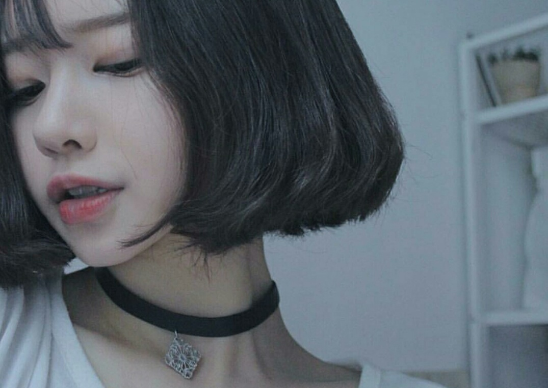 Love Short Hair Should I Cut Mine Too On We Heart It