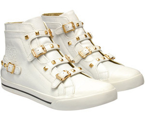buckles, hi tops, and shoes image
