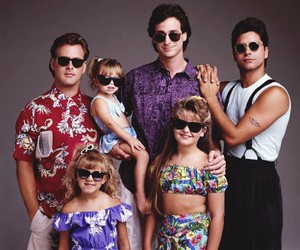 full house, swag, and 90s image