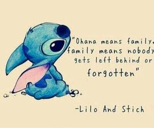 ohana, family, and cute image