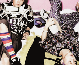 exo, handsome, and kai image