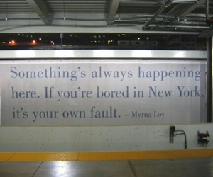 new york, quotes, and new york city image