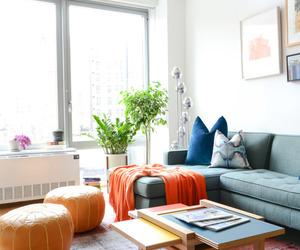 home, light, and livingroom image