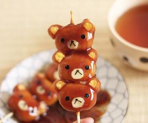 japan, food, and dango image