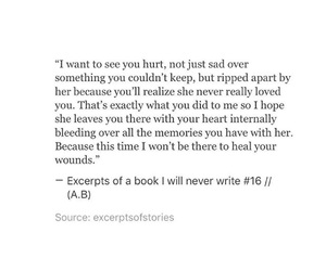 deep, wounds, and love image