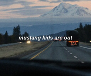 drive, hill, and kids image