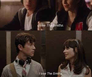 500 Days of Summer, movie, and the perks of being a wallflower image