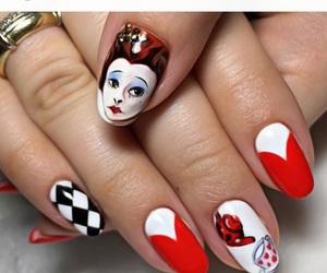 beauty, fashion, and nails polish image