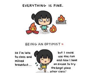 chibird and optimist image