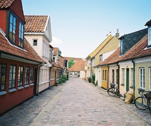 denmark, downtown, and fun image