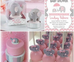 baby, baby girl, and baby pink image