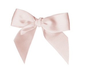 pastel, pink, and ribbon image
