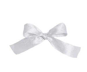 ribbon and white image